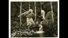 """Set photograph from Fritz Lang's """"The Nibelungen: The Death of Siegfried (Die Nibelungen: Siegfrieds Tod),"""" 1923 Gelatin silver prints"""