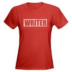 Writer Castle Tv Show Women's T-Shirts... hmm do i put it under nerd or fashion???