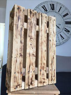 Table apéro palette Instructions de montage... | Bosch Au jardin ...