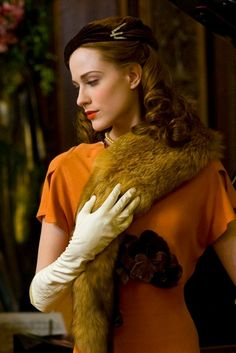 From the 'Mildred Pierce' miniseries. I couldn't get enough HBO's re-make of this classic 1940's film, and my GOD, the clothes!