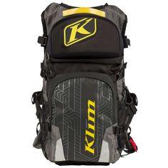 Σακίδιο Πλάτης #Klim Nac Pak Gray 3L Hydrapak Motorcycle Accessories, Golf Bags, Under Armour, Backpacks, Alaska, Leather, Blue, Backpack