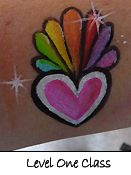 Painting face kids easy cheek art 26 ideas – Hobbies paining body for kids and adult Face Painting Tips, Face Painting Designs, Painting For Kids, Body Painting, Simple Face Paint Designs, Cheek Art, Heart Face, Viking Tattoo Design, Sunflower Tattoo Design