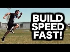 Tired of being slow? Need speed!? Do this short but effective speed workout x3 per week: https://www.youtube.com/watch?v=oTP6YnLmKjI