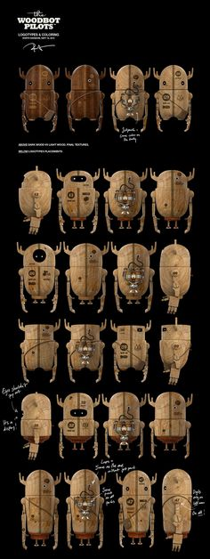 Woodbots //