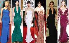 Rochii lungi pentru Revelionul 2013-2014 Oscars Red Carpet Dresses, Prom Dresses, Formal Dresses, Style, Fashion, Outfits, Cute, Dresses For Formal, Swag