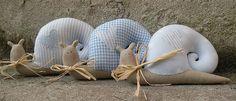 lumache blu - blue snails