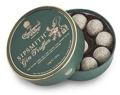 Buy Charbonnel et Walker, Sipsmith Gin Truffles and other luxury chocolate truffle gift boxes online for UK gift delivered by post. White Chocolate Truffles, Chocolate Shells, Chocolate Cream, Sipsmith Gin, Gift Boxes Online, Gin Gifts, Luxury Chocolate, Chocolate Gifts