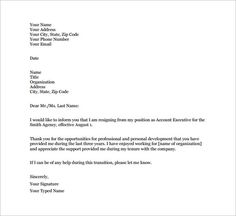 simple resignation letter template free word excel pdf format dos and dona for best free home design idea inspiration