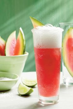 Best Watermelon Recipes: Watermelon Bellini