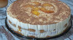 Tiramisu Dessert, Pastry Cake, No Bake Desserts, No Bake Cake, Holiday Recipes, Tart, Cheesecake, Deserts, Food And Drink