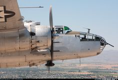 North American B-25J Mitchell aircraft picture