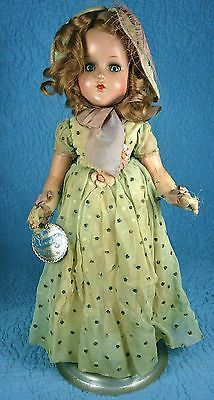 """Amazing Arranbee R B Nancy Lee Doll 14"""" Never Played with Hang Tag"""