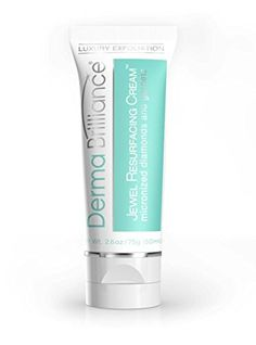 DermaBrilliance Jewel Resurfacing Cream  EXFOLIATES GENTLY  By DermaWand * Learn more by visiting the image link.