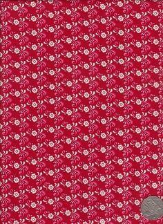 """Mini Flower Red  """"Flower Child"""" designed by Rosalie Dekker. (Quinlan)"""