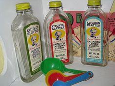 Kitchen Klatter - my grandma always had this brand!