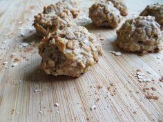 Pro lásky z lásky: Medové sušenky s ovesnými vločkami