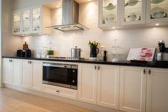 Seaside Display Homes at Shell Cove, Home Builders Wollongong Kitchen Interior, New Kitchen, Kitchen Ideas, Kitchen Design, Mcdonald Jones Homes, Wayne Manor, Interior Styling, Interior Design, Timber Wood