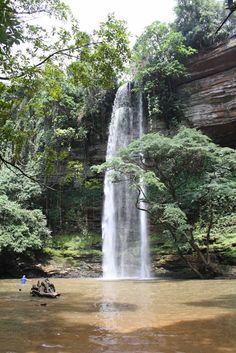 Image result for waterfalls at ankasa conservation area