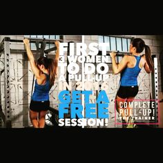 The first 3 women to do one full complete pull-up in 2016 get a free session! The Trainer http://www.thetrainerhoodriver.com #thetrainer #hoodriver#personaltrainer #functionaltraining #functionaltrainer#rusticparkour #insideoutfitnesshoodriver #ultramarat