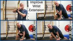 Improving Wrist Extension and Flexibility