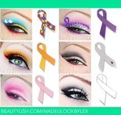 Raise Awareness | Alexys F.s (madeulookbylex) Photo | Beautylish