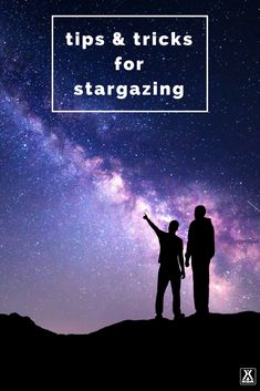 Looking up at the night sky and enjoying some simple stargazing is one of the best ways to spend a night camping. These simple tips and tricks will ensure your next stargazing experience is the best it can be. Camping Activities For Kids, Creative Activities, Girl Scout Camping, Camping Life, Outdoor Fun, Outdoor Camping, Sky Watch, Always Learning, Back To Nature