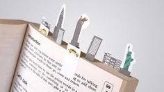 Resultado de imagen de marcadores de libros