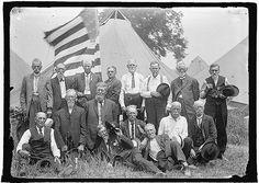 gettysburg reunion: veterans