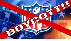 You can boycott our anthem. WE CAN BOYCOTT YOU!