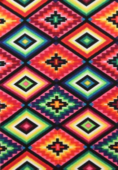 Alexander Henry - Collections. Ojo de Dios in pink. Lovely!
