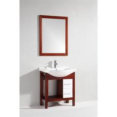 Legion Furniture, WT9209, Bathroom Vanities, Legion Furniture Bathroom Vanity Wt9209 Sink Vanity With Mirror No Faucet