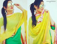 874 Best Punjabi Girls Images In 2019 Indian Clothes Indian
