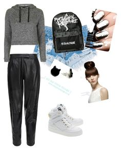 """schon"" by elena-dogaru on Polyvore featuring art"