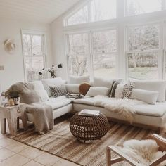 Neeeeeeew Sunroom!!!! My chain of emotions following new interior purchases: Confident. Committed. Eager. Excited. Panic. Terrified. Horrified. Regret. Anxiety. Meltdown. Elated. Love.  every time. Anyone else?