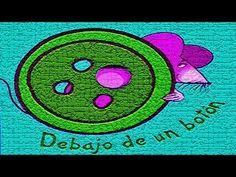 Debajo un botón - Retahílas - Canciones infantiles - YouTube