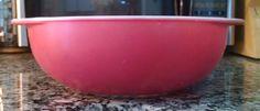 Vintage Pyrex Pink Casserole dish,Pyrex, Vintage Pyrex, Casserole dish, 024, pink, pink pyrex, 1950s kitchen decor,  1960s decor, kitsch by Vintagepetalpushers on Etsy