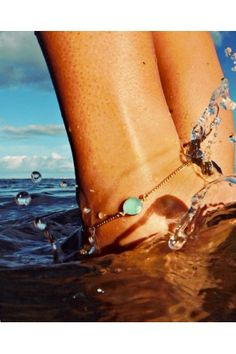 Long Lost Jewelry Dainty Anklet