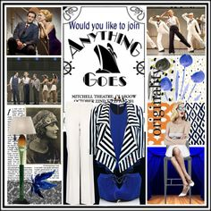 Anything Goes! - Polyvore