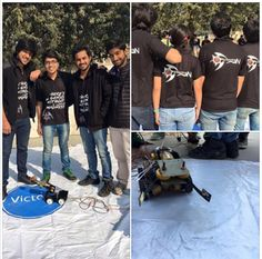 A team of six students from Galgotias University participated in Auto Expo 2016-the largest Auto Show in Asia, at India Expo Mart Limited, Greater Noida. The competition was an initiative centered on the theme of anti-counterfeiting. The competition involved around 100 teams giving students an opportunity to display their talent to an audience of around 10 lacs, of which our team secured a place in the TOP 20. #galgotiauniversity