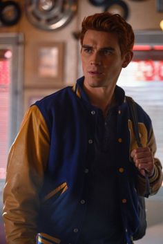 Photos - Riverdale - Season 3 - Promotional Episode Photos - Episode - Fire Walk With Me - Riverdale High School, Kj Apa Riverdale, Riverdale Aesthetic, Riverdale Cast, Luke Perry, Dawson Crece, Archie Andrews Riverdale, Riverdale Archie, Archie Andrews Aesthetic