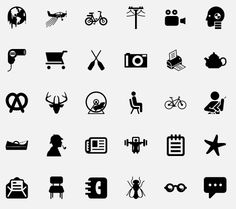 """The Noun Project morphs into a design marketplace for finding """"icons for everything"""""""