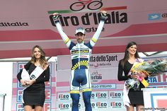 Your stage 20 winner, the champion of the Stelvio, Thomas De Gendt (Vacansoleil-DCM)