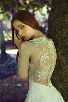 Our //Josefine// #weddingdress #lace #vintage #ivory Couture Wedding Gowns, Wedding Dresses, Fairytale Bridal, Bridal Collection, Body Shapes, Fairy Tales, Ivory, Lace, Vintage