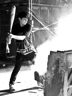 """Jungkook of Bts. """"Danger"""" MV"""
