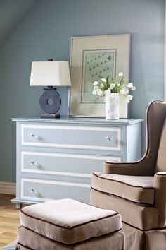 Working with colour in your home
