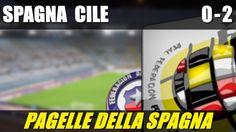 SPAGNA - CILE 0-2 - MONDIALI BRASILE 2014 - 18-6-2014 - LE PAGELLE DELLA SPAGNA