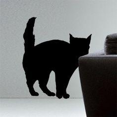 Ajoutez de la vivacité à votre ambiance intérieure grâce à ce petit chat.
