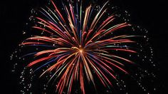See my 10 Plus Tips - How to Photograph Fireworks with a camera or iPhone! No more blurry photos for New Year's Eve, fourth of July and holiday fireworks! 4th Of July Fireworks, Fireworks Displays, Photographing Fireworks, Fireworks Pictures, July Holidays, Fire Works, Happy Fourth Of July, July 4th, Watercolors