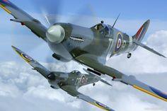 Supermarine Spitfires Mk IX & XVI  (FMSS75.05)