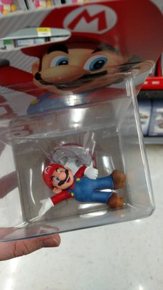 Drunk Mario. I finally have one that is mine! It belongs to me now.